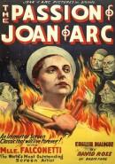 Скачать кинофильм Страсти Жанны д'Арк (1928)
