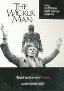 Скачать кинофильм Плетеный человек / Слабый человек (1973)
