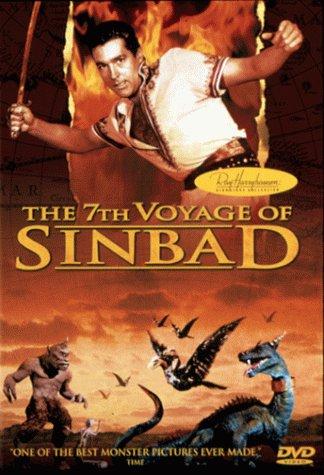 Скачать фильм Седьмое путешествие Синдбада DVDRip без регистрации