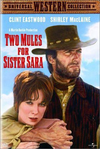 Скачать фильм Два мула для сестры Сары DVDRip без регистрации