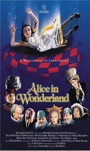 Скачать фильм Алиса в стране чудес (1999) DVDRip без регистрации