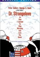 Скачать кинофильм Доктор Стрейнджлав, или Как я научился не волноваться и полюбил атомную бомбу