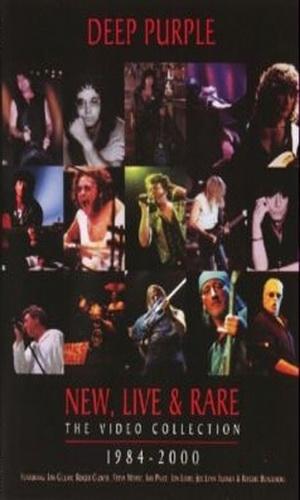 Скачать фильм Deep Purple - New, Live & Rare - The Video Collection DVDRip без регистрации