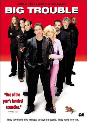 Скачать фильм Большие неприятности DVDRip без регистрации