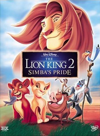 Скачать фильм Король лев 2 DVDRip без регистрации