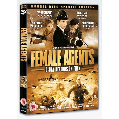 Скачать фильм Женщины агенты DVDRip без регистрации