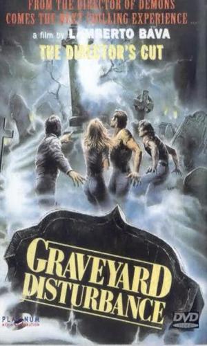 Скачать фильм Ночь на кладбище / Потревоженное кладбище DVDRip без регистрации