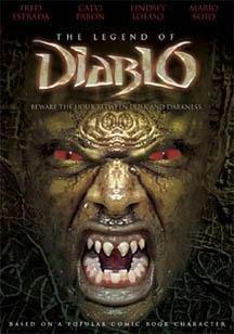 Скачать фильм Легенда о Диабло DVDRip без регистрации