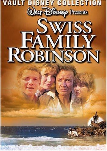 Скачать фильм Швейцарские робинзоны / Швейцарская семья Робинзонов DVDRip без регистрации