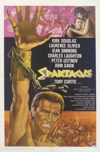 Скачать фильм Спартак (1960) DVDRip без регистрации
