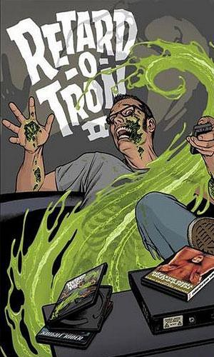 Скачать фильм # Retard-O-Tron Video Mixtape Part II DVDRip без регистрации