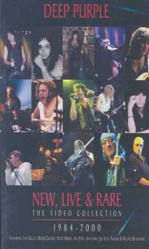 Скачать фильм Deep Purple - New, Live & Rare 1984-1995 DVDRip без регистрации