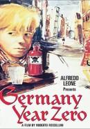 Скачать кинофильм Германия, год ноль / Германия, год нулевой