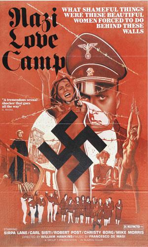 Скачать фильм Нацистский концлагерь любви № 27 DVDRip без регистрации