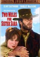 Скачать кинофильм Два мула для сестры Сары
