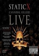 Скачать кинофильм Static-X - Cannibal Killers Live