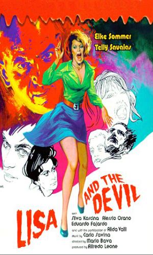 Скачать фильм Лиза и дьявол DVDRip без регистрации