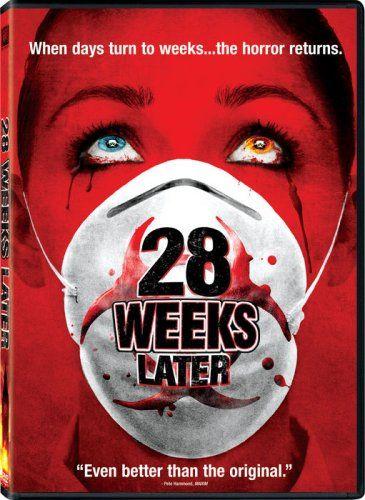 Скачать фильм 28 недель спустя... DVDRip без регистрации